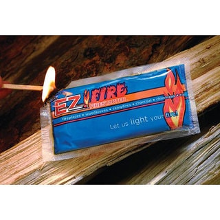 EZ Fire Single-match Firestarter (Case of 50 Pre-measured Packets)
