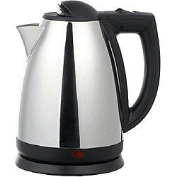Brentwood Appliances KT-1800 Stainless 2-liter Electric Tea Kettle