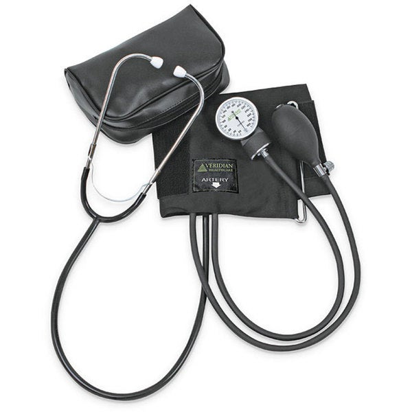 Veridian Home Blood Pressure Attached Stethoscope Kit