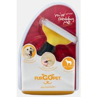 'FurGOpet' Large Dog Deshedding Tool by Furminator