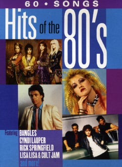 HITS OF THE 80'S - HITS OF THE 80'S