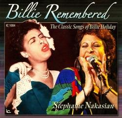 Stephanie Nakasian - Billie Remembered