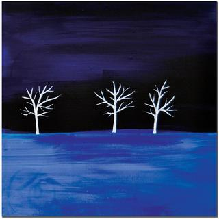Nicole Dietz 'Left Standing' Canvas Art