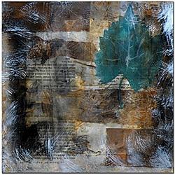 Nicole Dietz 'Memento II' Canvas Art