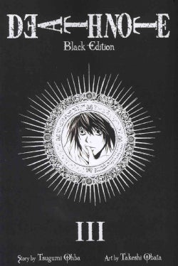 Death Note Black Edition 3 (Paperback)