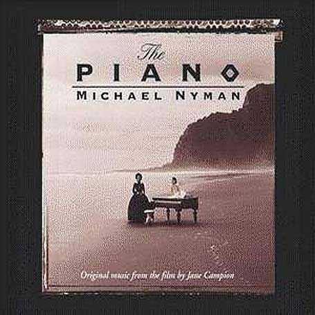 MICHAEL NYMAN - PIANO: SOUNDTRACK