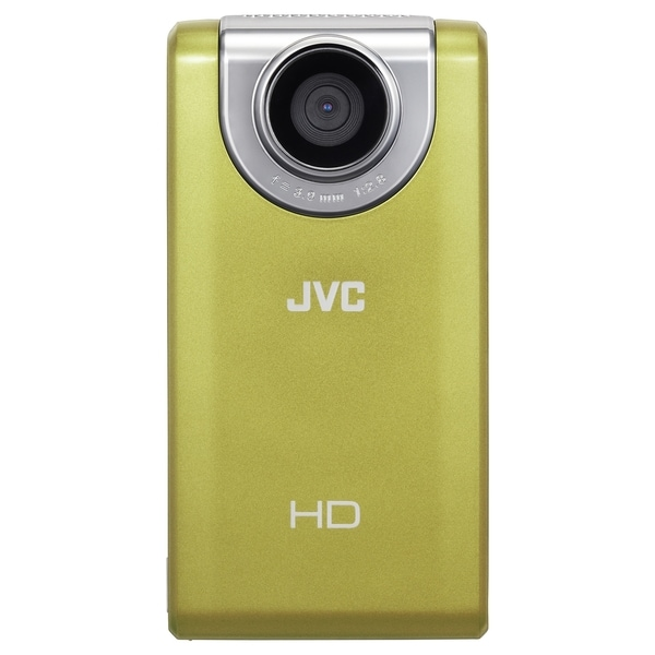 "JVC PICSIO GC-FM2 Digital Camcorder - 3"" - Touchscreen LCD - CMOS - F"