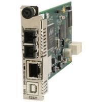 Transition Networks C3210-1013 Gigabit Ethernet Media Converter