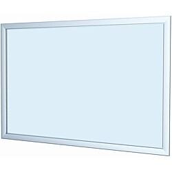 Testrite Silver 24x36-inch Easy Open Snap Frame