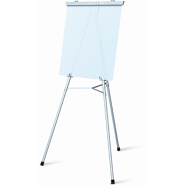 testrite heavy duty flip chart bar telescopic easel free. Black Bedroom Furniture Sets. Home Design Ideas