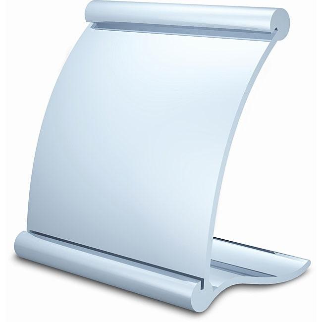 Testrite Silver Eclipse Tabletop Sign holder (Set of 5)