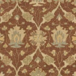 Safavieh Handmade Farahan Brown/ Taupe Wool Rug (2'3 x 4')