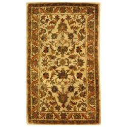 Safavieh Handmade Heritage Ivory Wool Runner (2'3 x 4')