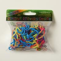 Kabella Silicon Tie Dye Rain Forest Bands (Case of 144)