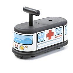 Italtrike La Cosa Toy Ambulance Ride-on