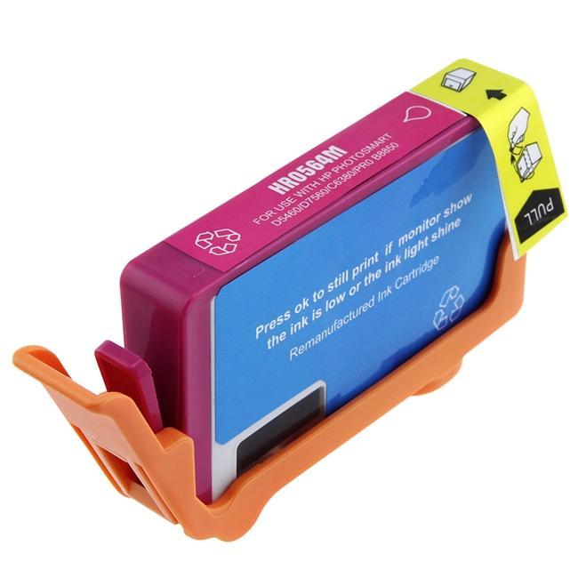 INSTEN Magenta Ink Cartridge for HP 564XL/ CB324WN (Remanufactured)