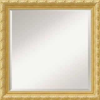 Versailles 24-inch Square Wall Mirror