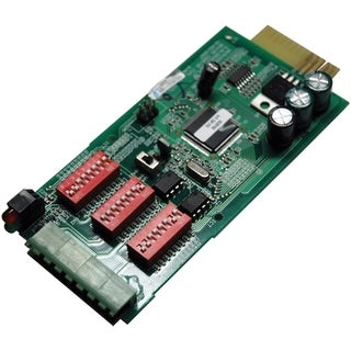 Tripp Lite MODBUS Management Accessory Card for UPS Remote Monitoring