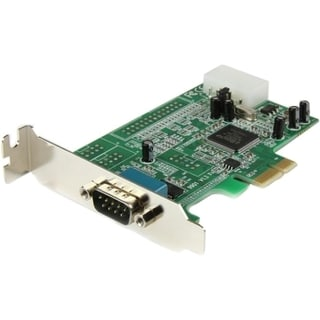 StarTech.com 1 Port Low Profile Native RS232 PCI Express Serial Card