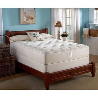 Sealy Comfort Series Brighton Point Cushion Firm California King-size Mattress Set