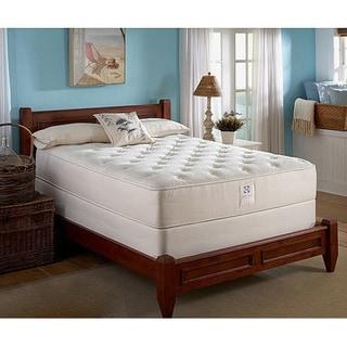Sealy Comfort Series Brighton Point Cushion Firm Queen-size Mattress Set