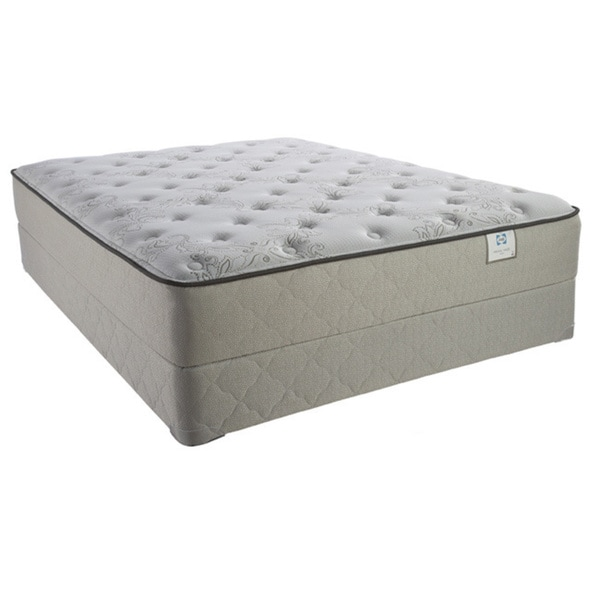 Sealy Brand Moonstruck Plush Queen-size Mattress Set