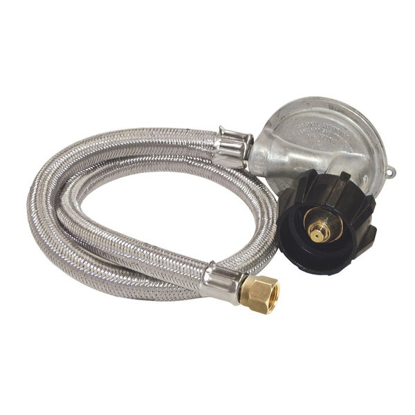 Hose/Regulator 15-psi