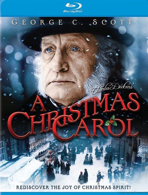 A Christmas Carol (Blu-ray Disc)