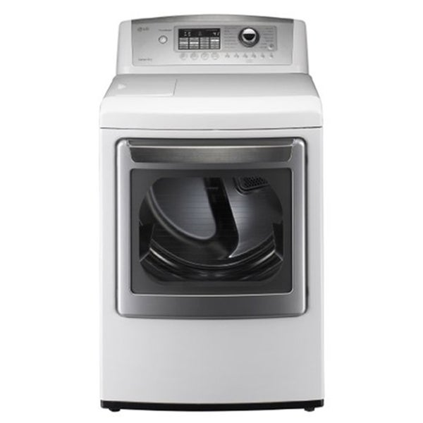 LG 7.3-cubic-foot White Electric Dryer
