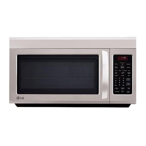 LG OTR 1.8 CF 1100W Microwave SS