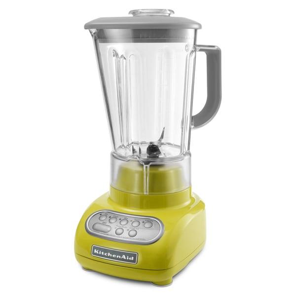 KitchenAid RKSB560PE Pear 5-speed Polycarbonate Jar Blender (Refurbished)