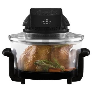 The Sharper Image Super Wave 16-quart 1300-watt Oven