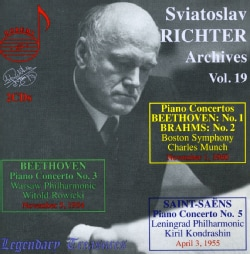 Sviatoslav Richter - Richter Archives: Vol. 19