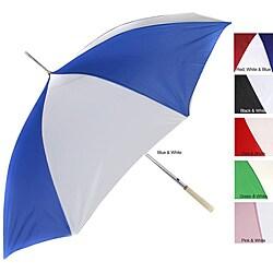 RainWorthy 48-inch Multi Color Automatic Umbrellas (Case of 24) (Option: Green)