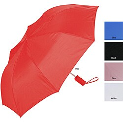 RainWorthy Compact Umbrellas (Case of 20) (Option: Black)