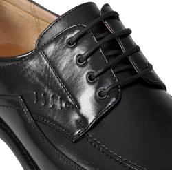 Majestic Collection Men's Square Toe Oxfords - Thumbnail 2
