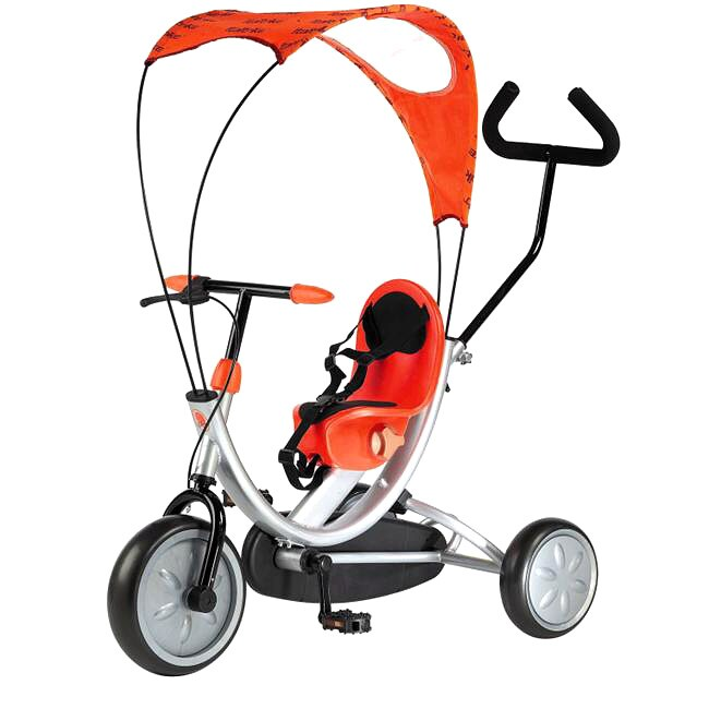 Italtrike OKO Tricycle Orange