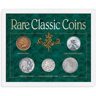 American Coin Treasures Rare Classic Coins Collection