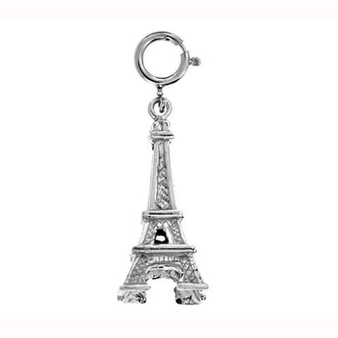Sterling Silver Eiffel Tower Charm