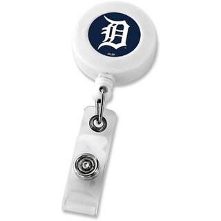 MLB Detroit Tigers Retractable Reel I.D. Holder