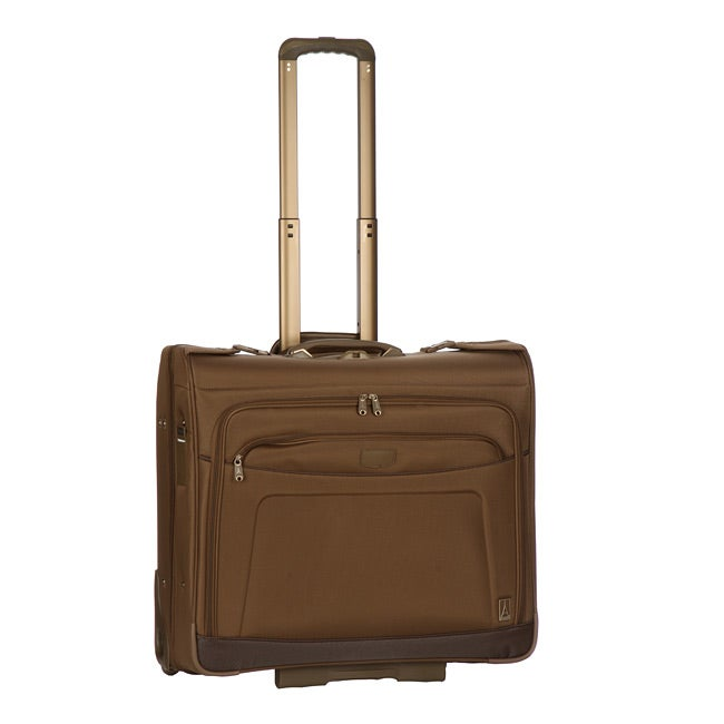Travelpro Crew 7 50-inch Chestnut Wheeled Garment Bag