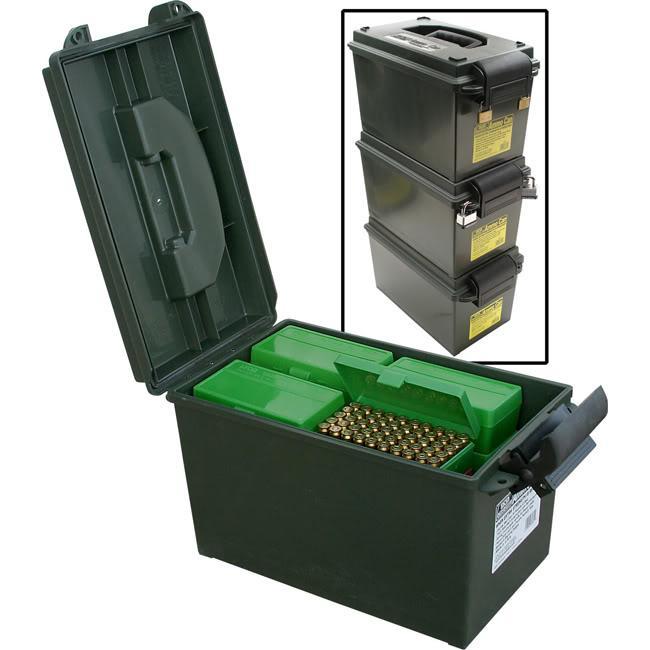 MTM Case-Gard Ammo Box