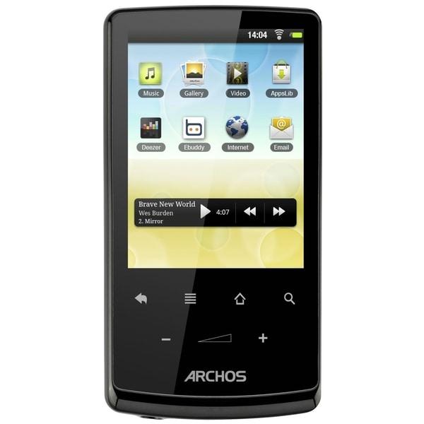 "Archos 28 2.8"" Touchscreen Internet Surfing Device - Cortex A8 800 MH"