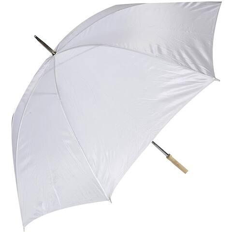 RainWorthy 60-inch White Umbrellas (Case of 24)