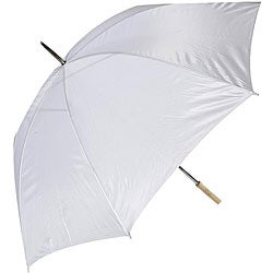 RainWorthy 60-inch White Umbrellas (Case of 24)