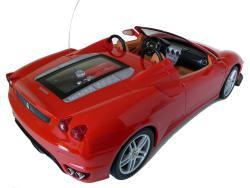 Tri Band 1:10-scale Remote Control Ferrari F430 Spider RTR Supercar