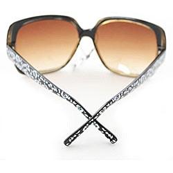 Women's P1917 Brown Fashion Sunglasses
