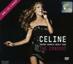CELINE DION - TAKING CHANCES WORLD TOUR THE CONCERT