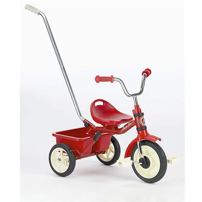 Italtrike Classic Line Transporter Red Passenger Tricycle