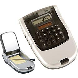 Premium 4-in-1 Solar Calculator (Case of 25)